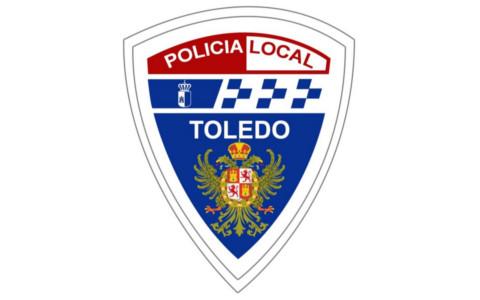 Logo Policía Local Toledo